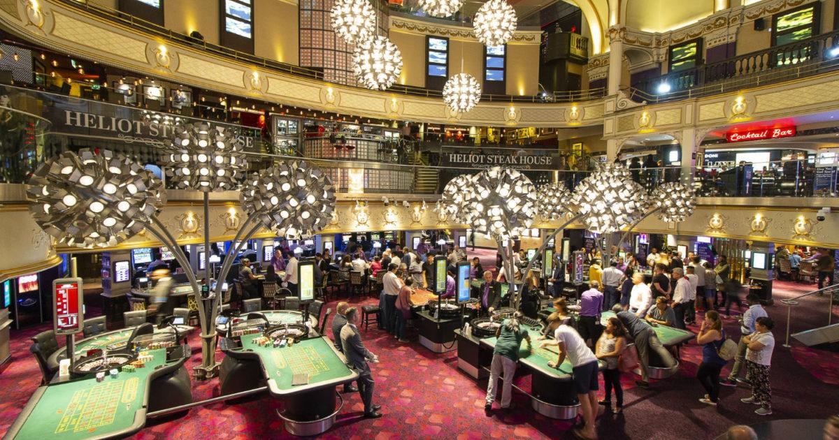Hippdrome Casino