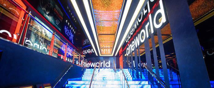 Cineworld Leicester Square Entrance 24 09 18