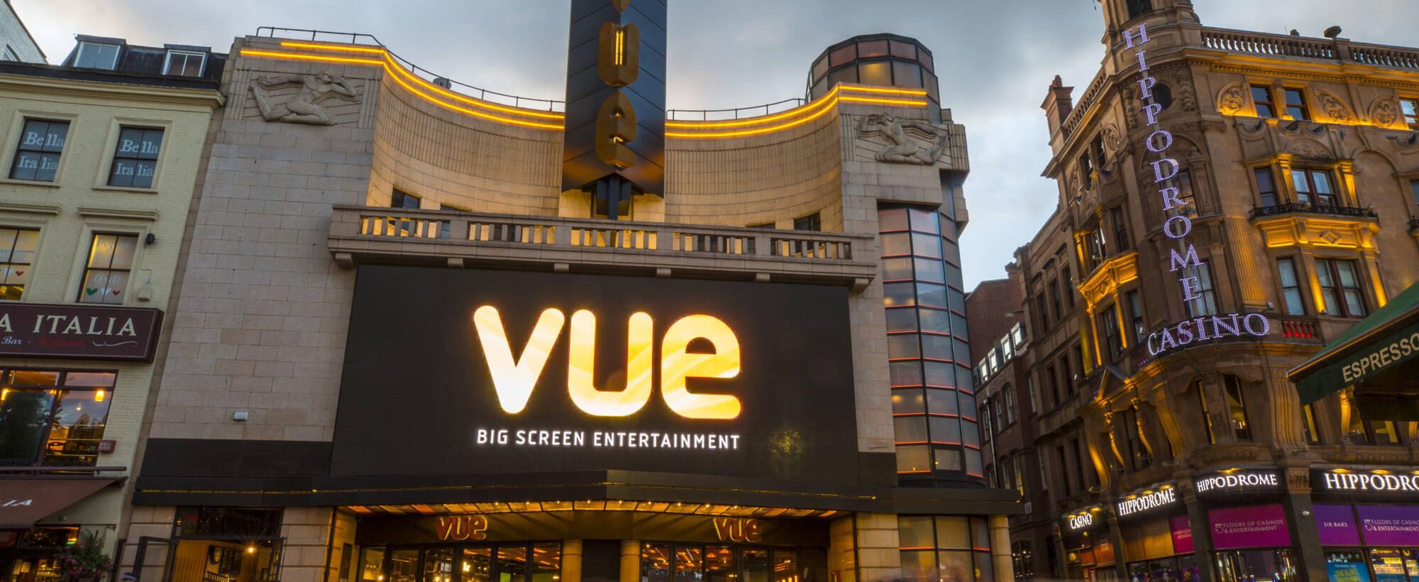 Vue Cinema G Vs001