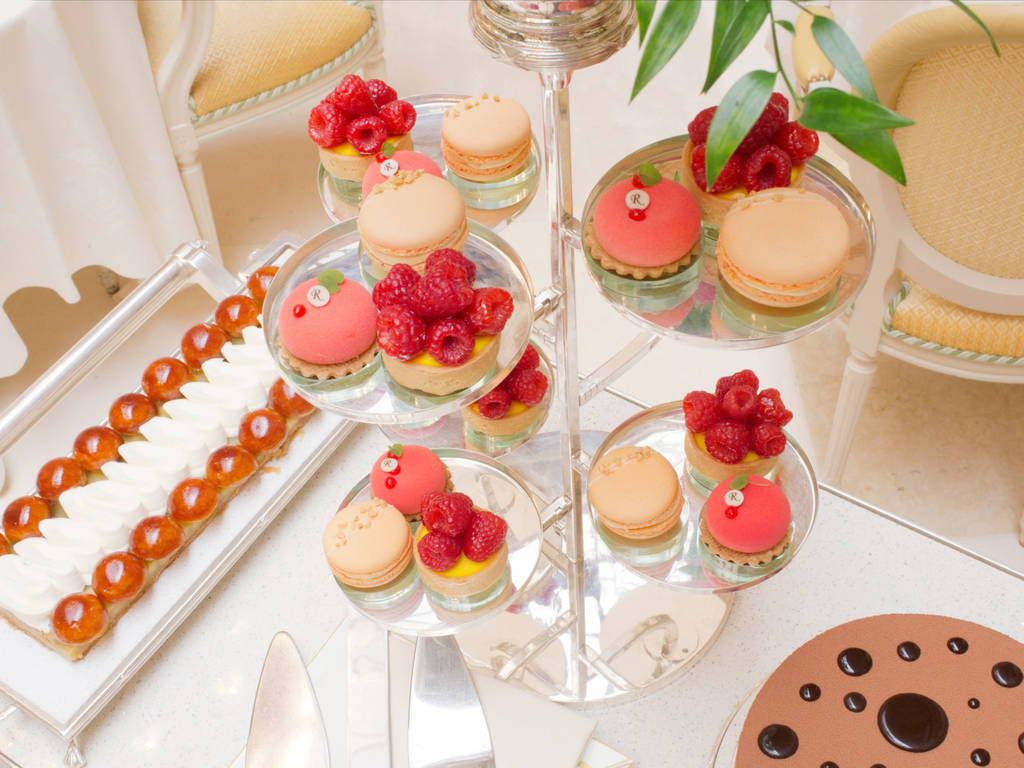 Afternoon Tea cake stand x2