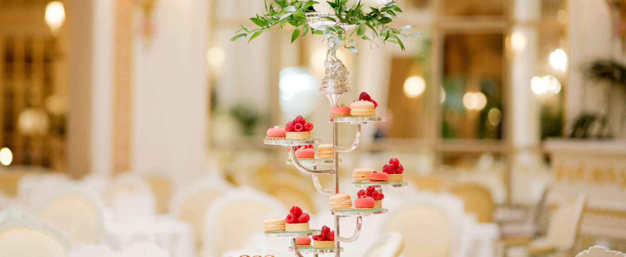 Afternoon Tea cake stand x5