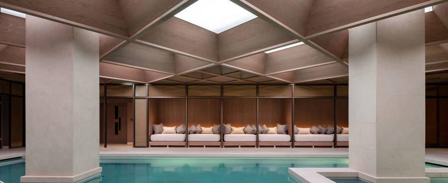 The Londoner The Retreat Pool 3