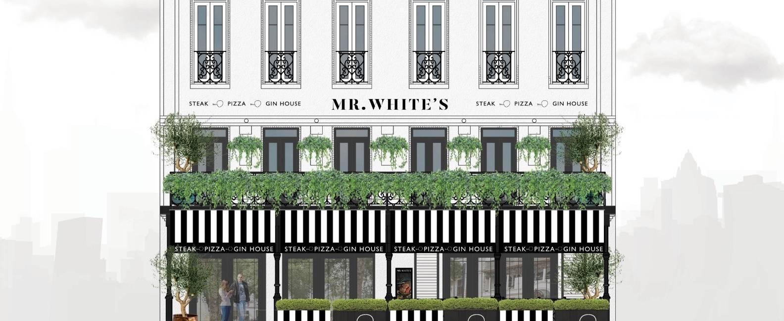 Mr Whites Landscape