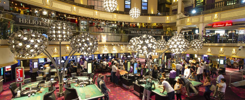 Hippodrome Casino HERO image