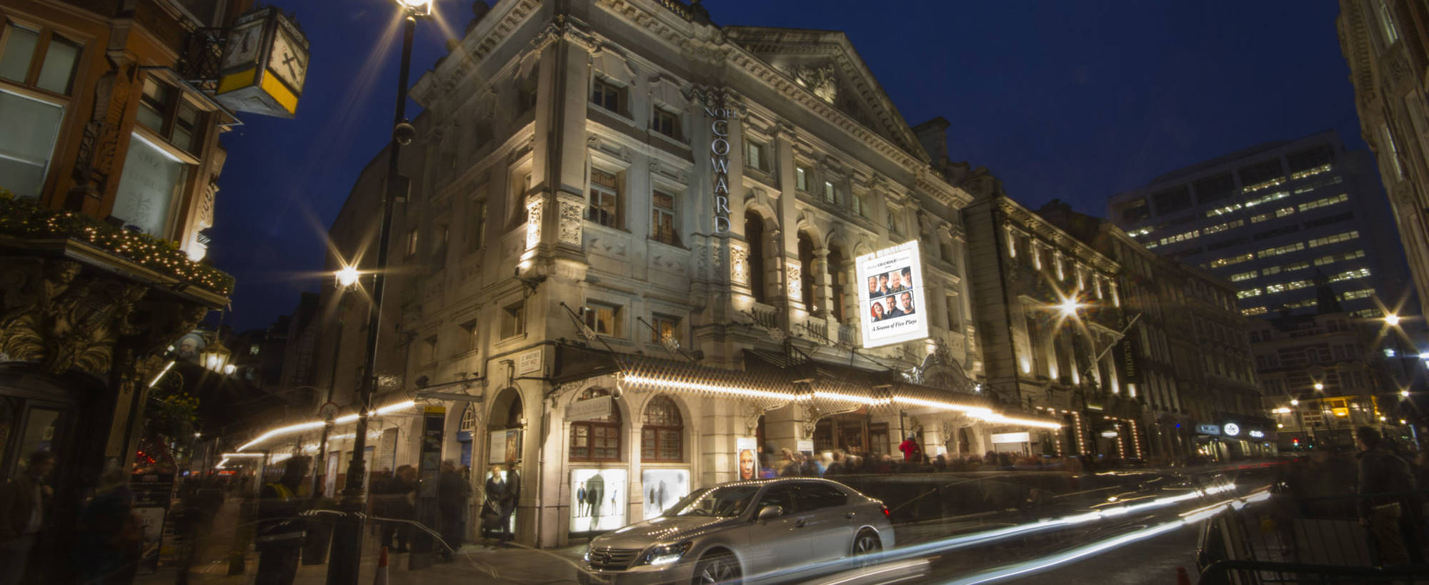 FOH Noel Coward theatre credit Simon Webb