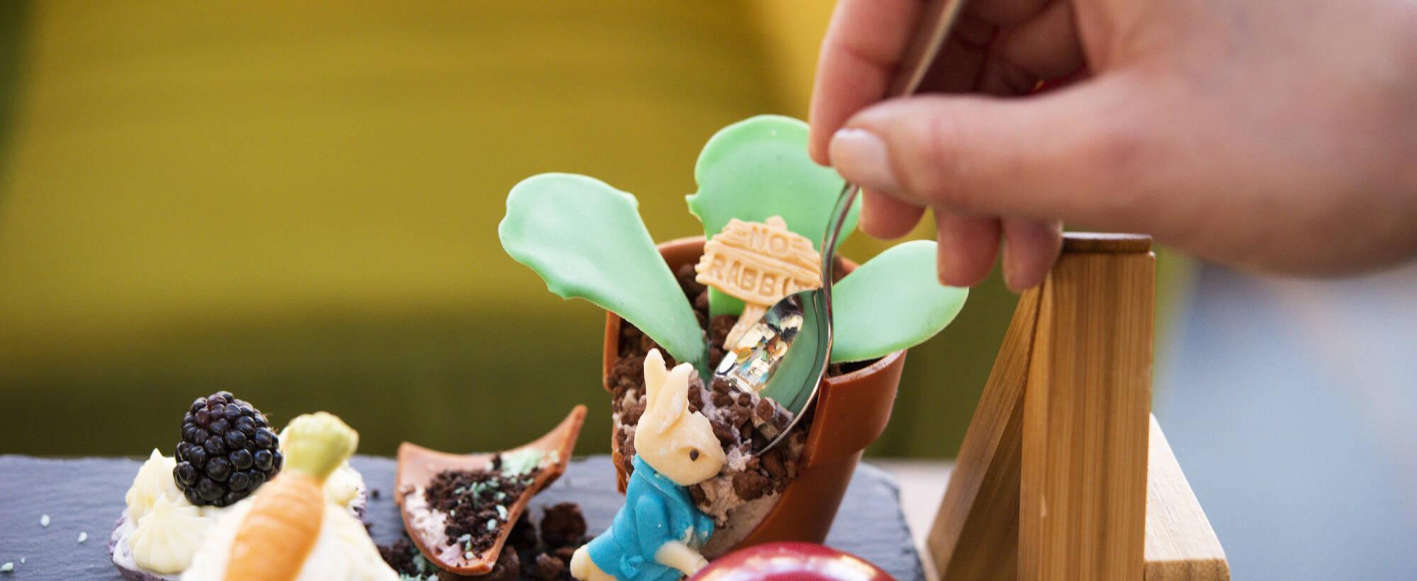 Le Meridien Piccadilly Peter Rabbit Afternoon Tea 6