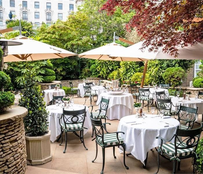 The Ritz Secret Garden 2