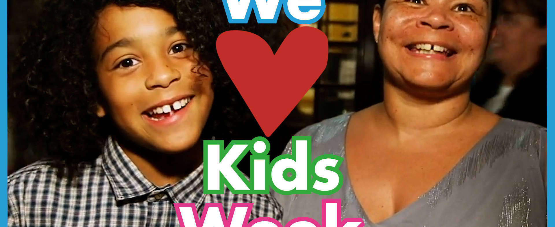 Kids Week photo for editorial use 3