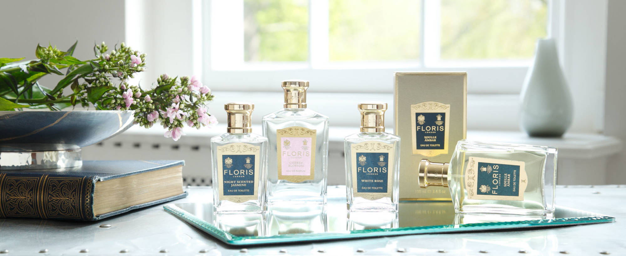Floris Perfume 1